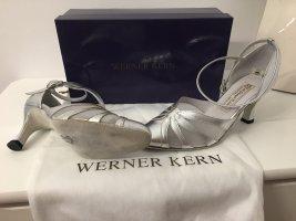 Werner Kern Tanzschuhe silber
