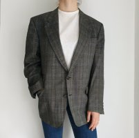 Westbury 26 grau True Vintage Mantel Trenchcoat leichte Jacke Oversize