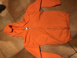 Hooded Vest orange