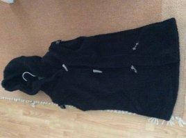 Rock angel Chaleco con capucha negro Poliéster