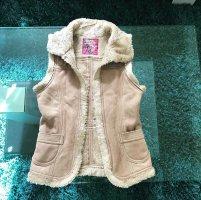 Weste - Blogger Style Wunderschöne Größe xs  Sehr stylisch mit Leder Baggyhosen etc Führ Frühling ideal