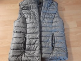 Jean Pascale Hooded Vest grey