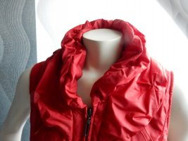 Gelco Quilted Gilet red