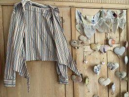 Kopertowa bluzka Wielokolorowy