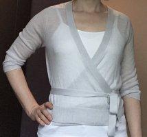 FTC Scaldacuore in maglia azzurro-grigio chiaro