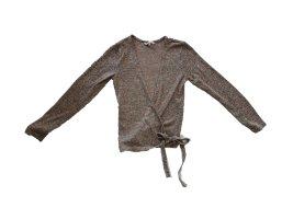 Clockhouse Wraparound Jacket dusky pink-mauve
