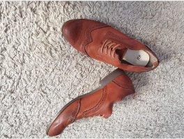 Wie neu: Oxford Shoes in braun