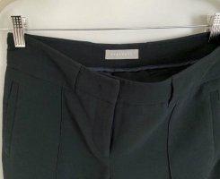 *wie neu* STEFANEL dunkelgrüne Hose mit leicht ausgestelltem Bein