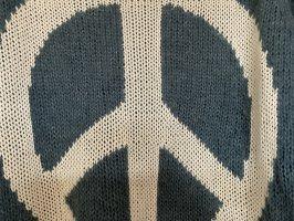 Wildfox Pullover a maglia grossa multicolore Poliestere