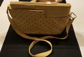 Handtasche von Gianni Versace in gelb