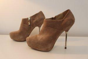 Wildleder High Heels