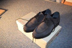 Schuhe dunkelgrau von Esprit Gr. 38