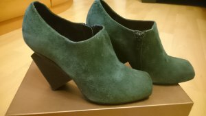 Audley Shoes multicolored suede