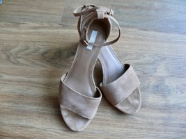 Wildledersandalette H&M Premium Collection, Gr. 41