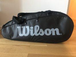 Wilson Bolsa de gimnasio negro