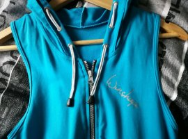 Winshape Sports Vests light blue-turquoise