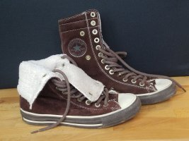 Converse Fur Boots multicolored