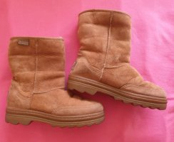 Winter Sheepskin Canterbury  Leder ( Lammfell ) Boots