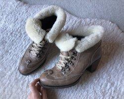 Winter Stiefel / Stiefeletten von Pierre Cardin Gr. 39