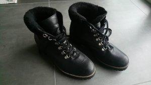 Cox Winter Booties black