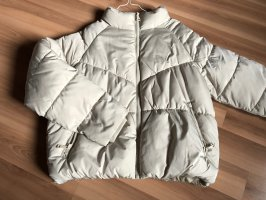 Quilted Jacket cream