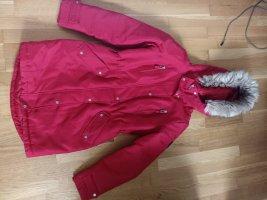 Vero Moda Kurtka zimowa czerwony