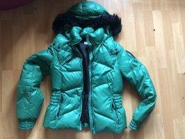 Esprit Kurtka zimowa zielony-khaki