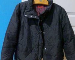 Winterjacke von Hugo Boss Gr. 42 , dunkelblau