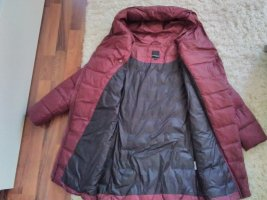 Mark Adam Hooded Coat multicolored polyester