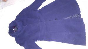 Patrizia Dini Abrigo de invierno azul