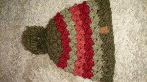 Protest Chapeau en tricot multicolore