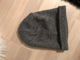 Fabric Hat grey-light grey