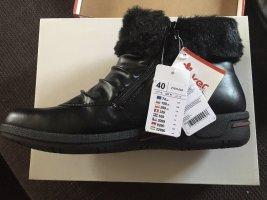 Rieker Winter Booties black