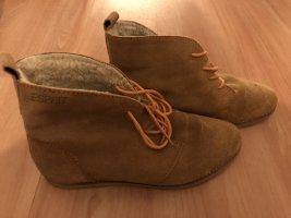 Esprit Chukka boot multicolore cuir