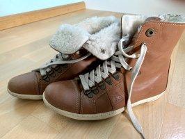 Gaastra Botas de nieve marrón