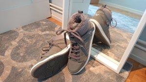 Winterstiefel Schnüschuh Victory Ankle Boots grau 39
