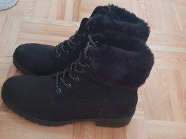 Catwalk Winter Booties black