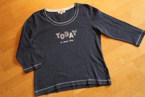 """Wissmach  Shirt  Gr. L """"Today is your day"""" zur Sweatjacke"""