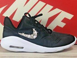 WMNS Nike Air Max Sasha Satin Black mit Swarovski Elements Luxus Sneaker