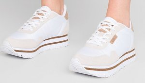Woden  ,Plateau Sneaker  Nora