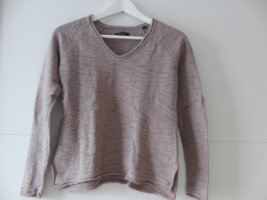Marc O'Polo Wool Sweater dusky pink wool