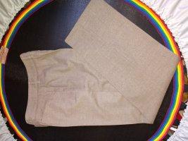 Walbusch Woolen Trousers grey brown