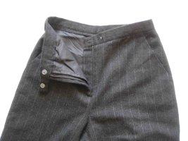 Clockhouse Pantalone di lana antracite-grigio chiaro Lana