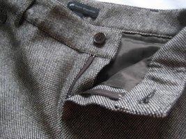 Wollhose, niegelnagelneu, grau-mehlierter Stoff - casual, Business Look