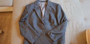 Wool Blazer dark grey-anthracite