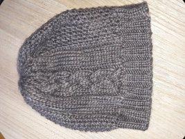 H&M Cappellino marrone-grigio-marrone chiaro