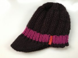 Esprit Knitted Hat multicolored polyacrylic