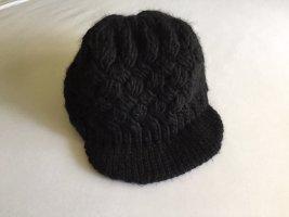 C&A Cappello a maglia nero