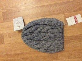 Blaumax Knitted Hat grey-light grey