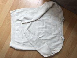 Esprit Wełniany sweter w kolorze białej wełny Wełna